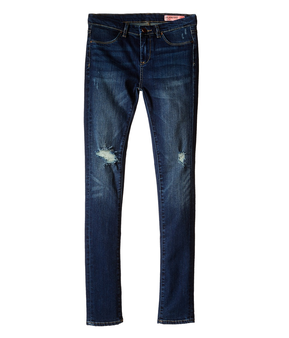 Blank NYC Kids - Denim Ripped Skinny Jeans in Junk Drawers