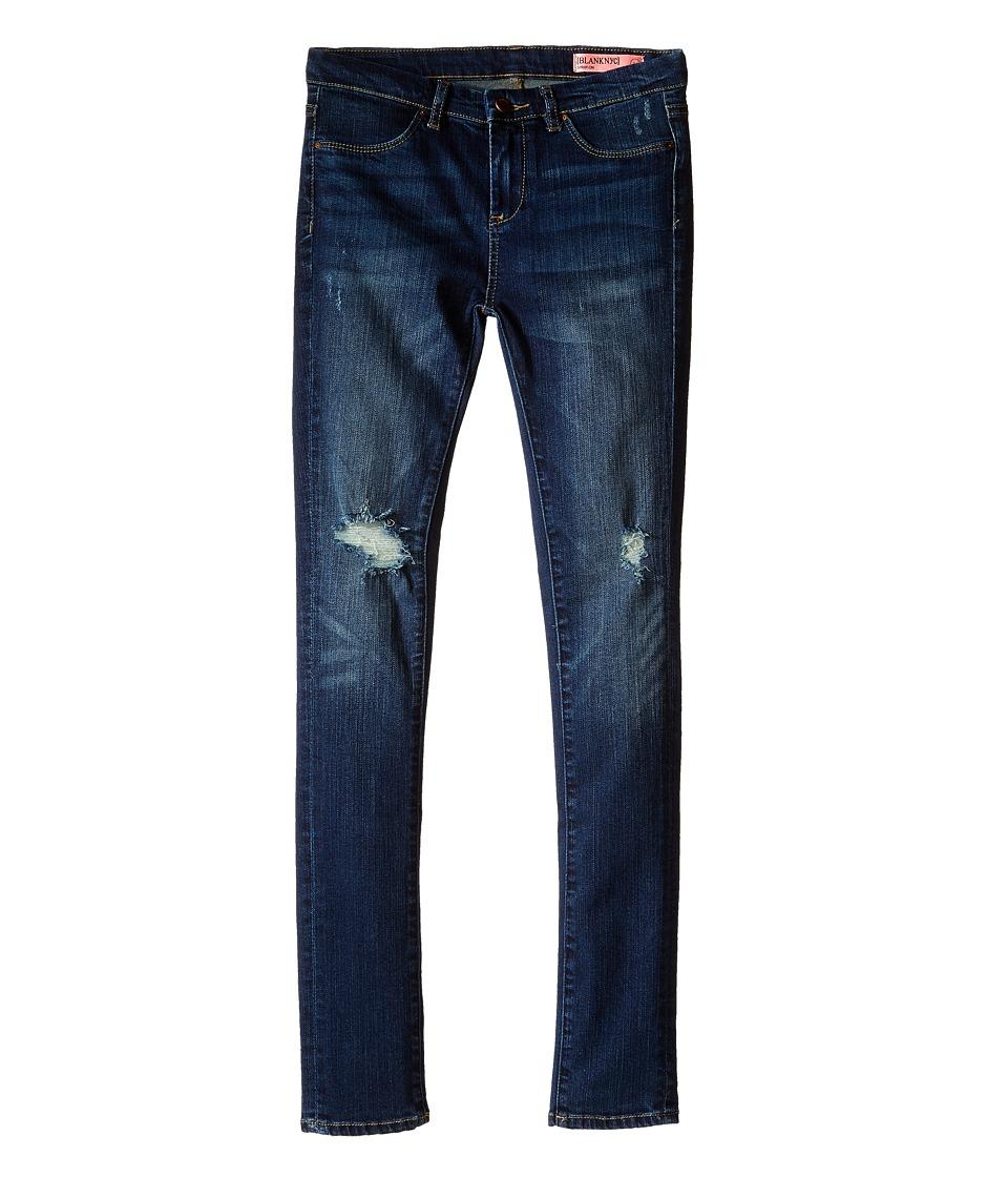 Blank NYC Kids - Denim Ripped Skinny Jeans in Junk Drawers