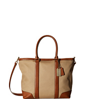 COACH - Bleecker Archival Twill Business Tote