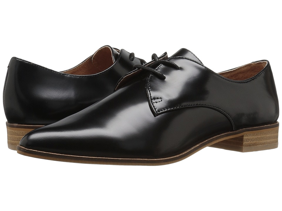 Shellys London Boston Oxford (Black) Women