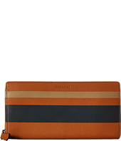 COACH - Mbk Deboss Painted Stripe Accordion Wallet