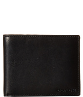 COACH - Bleecker Legacy Leather Slim Billfold Wallet