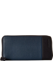 COACH - Camden Leather Accordion Wallet