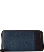 COACH - Camden Leather Accordion Wallet