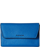 COACH - Lexington Saffiano Bifold Card Case