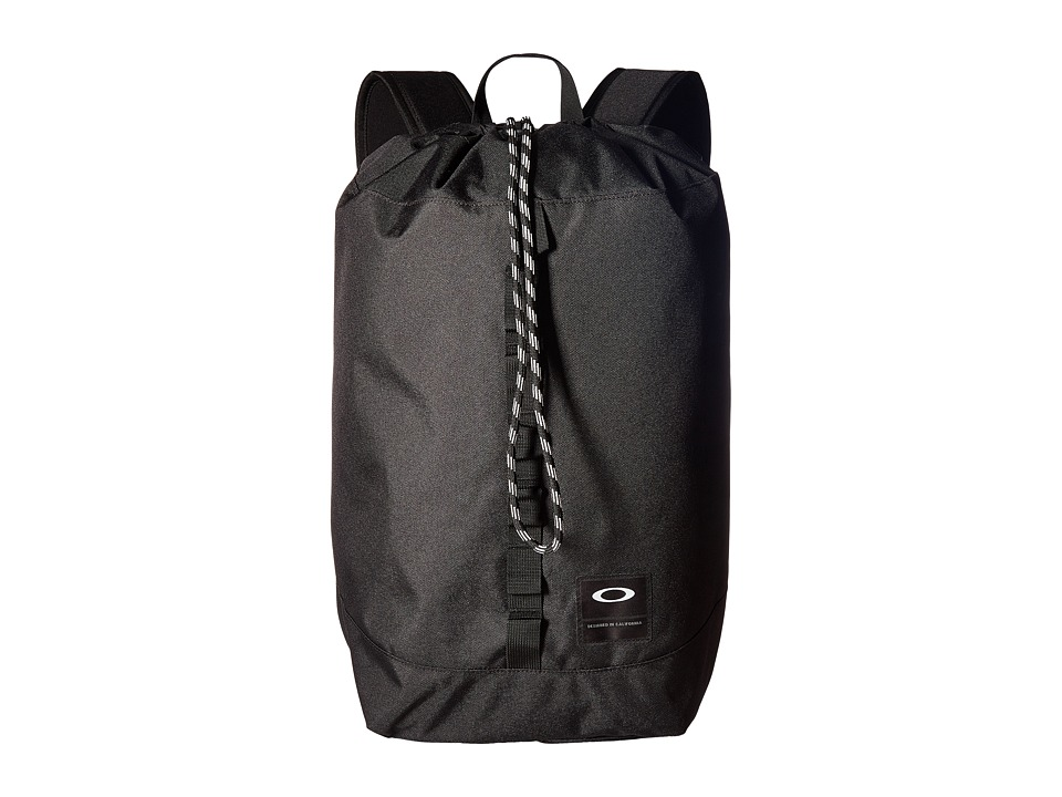 Oakley Holbrook 23L Cinch Pack (Blackout) Backpack Bags