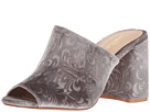 Shellys London - Dalia (Grey Velvet)