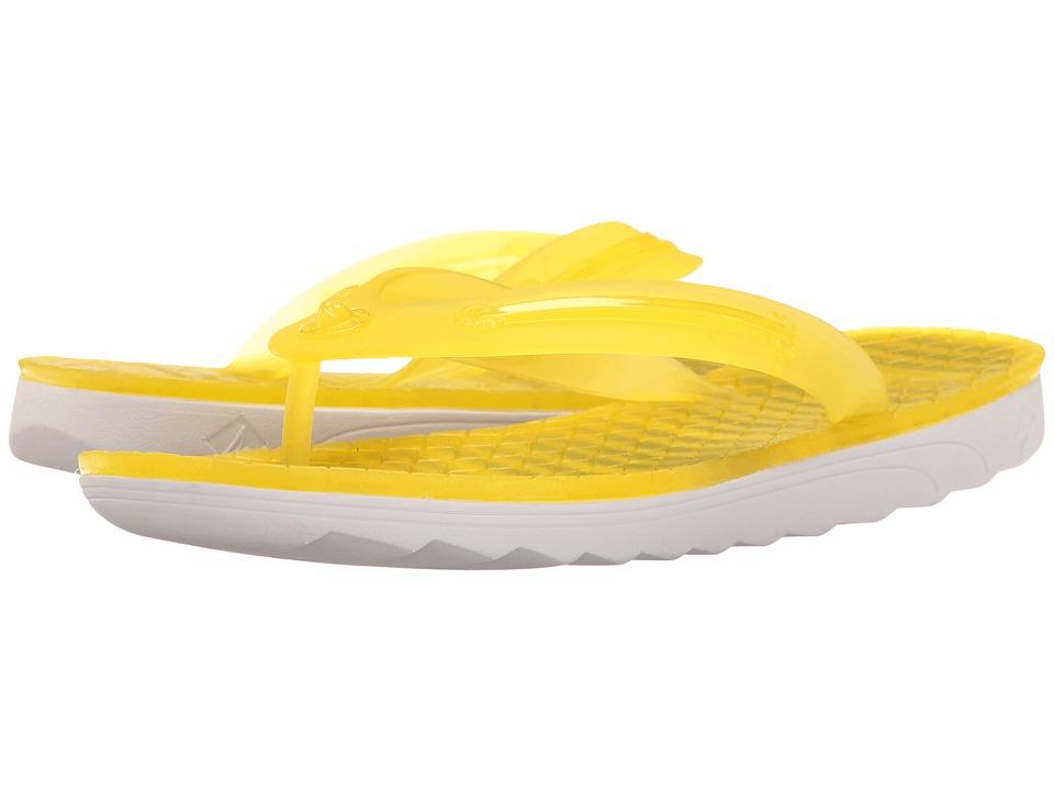Sperry Jellyfish Lane (Yellow) Women