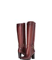 Massimo Matteo - Calf Heel Strap Boot