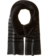 MICHAEL Michael Kors - Striped Full Cardigan Muffler