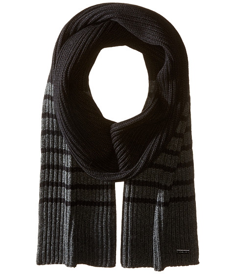 MICHAEL Michael Kors Striped Full Cardigan Muffler