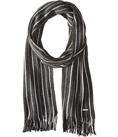 MICHAEL Michael Kors - Pin Striped Raschel Muffler