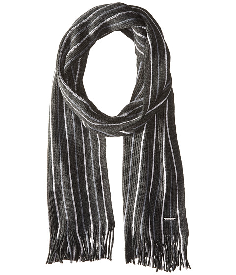 MICHAEL Michael Kors Pin Striped Raschel Muffler