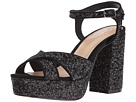 Shellys London - Annie (Black Glitter)