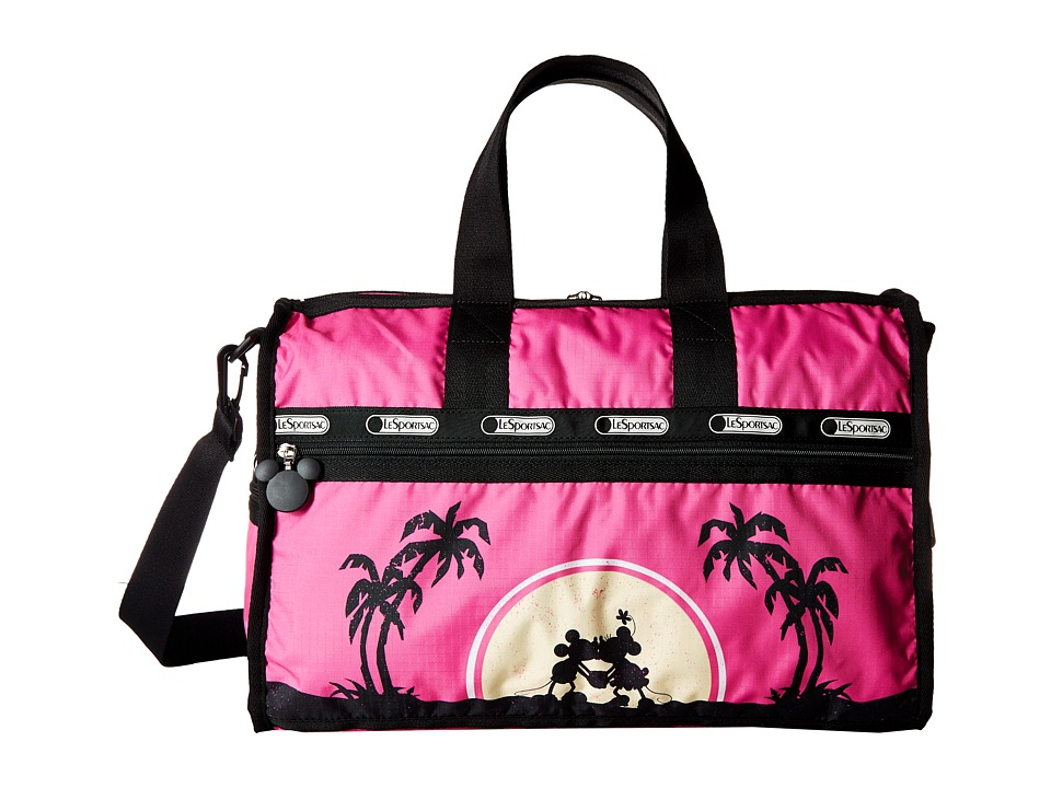 LeSportsac Luggage - Medium Weekender (Love In Paradise) Duffel Bags