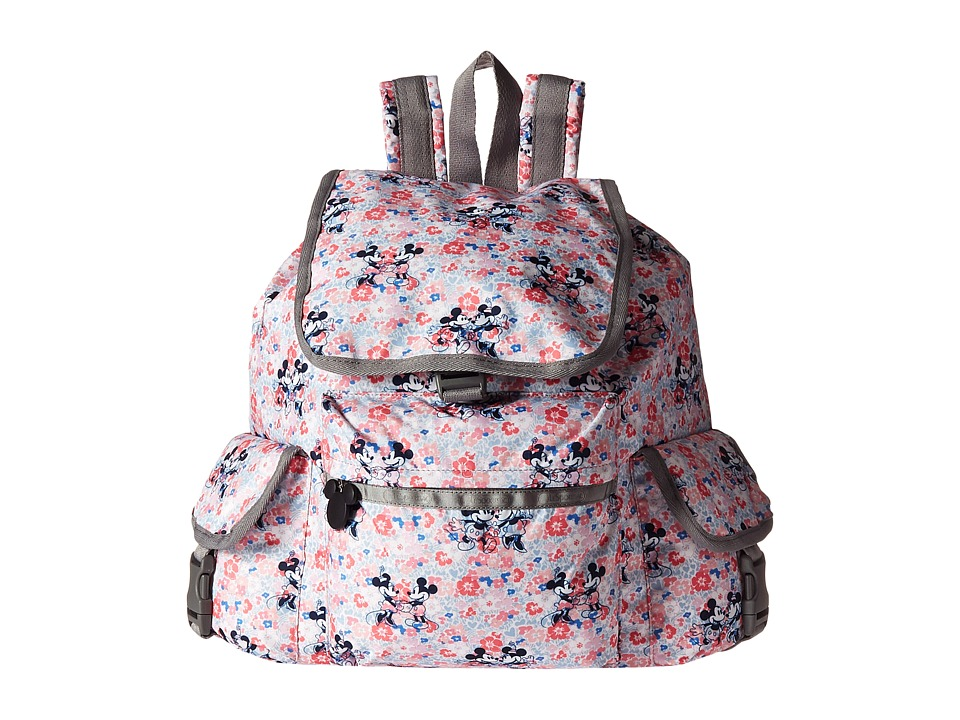 LeSportsac Luggage - Voyager Backpack (Spring Fling) Backpack Bags