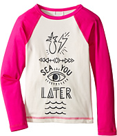 Billabong Kids - Mystical Madness Long Sleeve Rashguard (Little Kids/Big Kids)