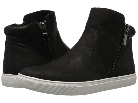 Kenneth Cole New York Kiera - Black Textured Leather
