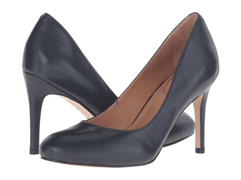 Corso Como - Del (Navy Nappa) High Heels