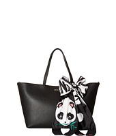 LOVE Moschino - Animal Scarf Tote (Panda)