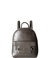 LOVE Moschino - Letter Plate Mini Backpack