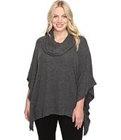 NYDJ Plus Size - Plus Size Cozy Jersey Poncho
