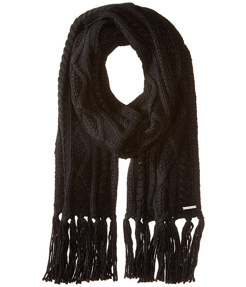 MICHAEL Michael Kors Classic Hand Knit Cable Muffler