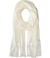 MICHAEL Michael Kors - Classic Hand Knit Cable Muffler