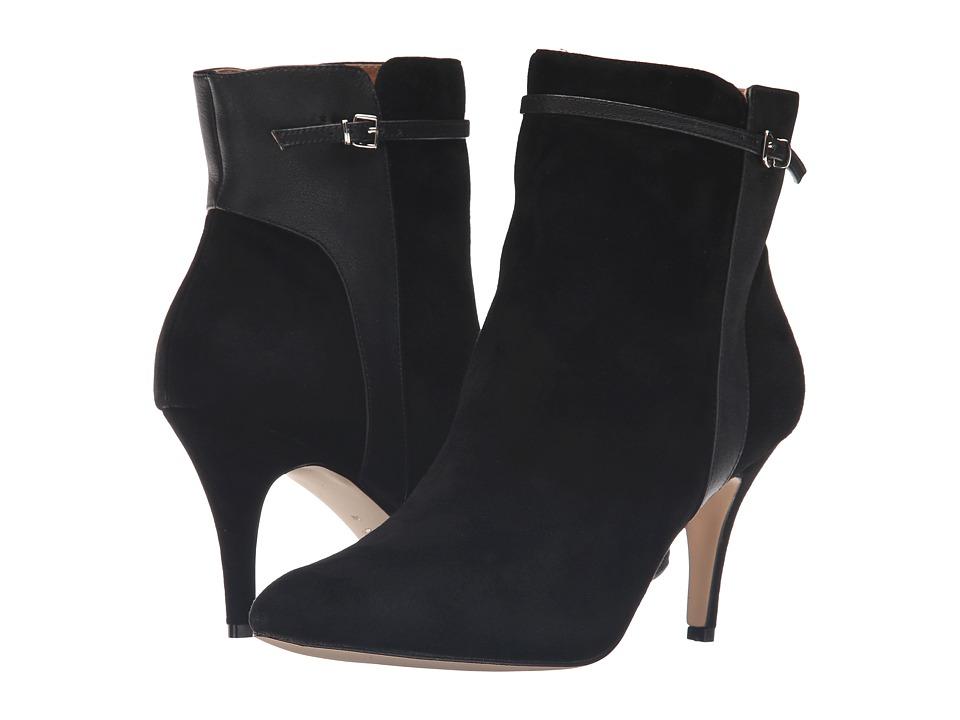 Corso Como - Radiant (Black Suede/Leather) Women