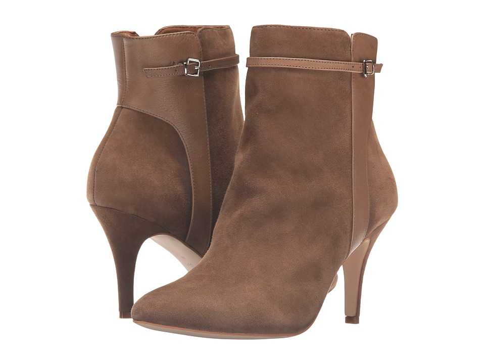 Corso Como - Radiant (Taupe Suede/Leather) Women
