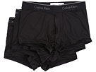 Calvin Klein Underwear Micro Stretch 3-Pack Low Rise Trunk