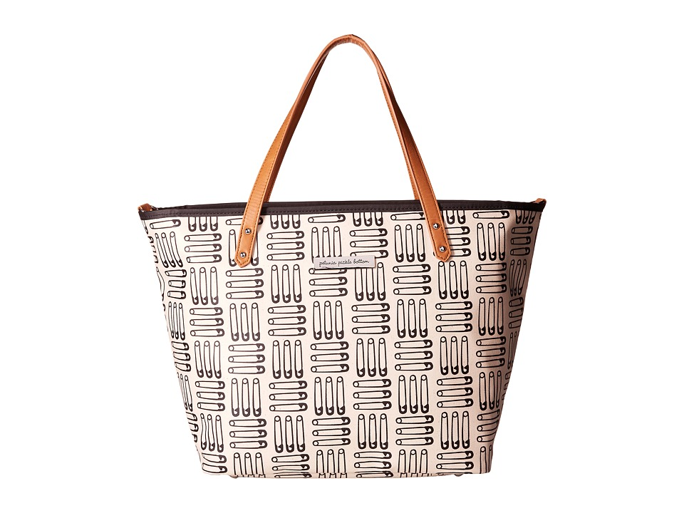 petunia pickle bottom - Glazed Downtown Tote (London Calling) Tote Handbags