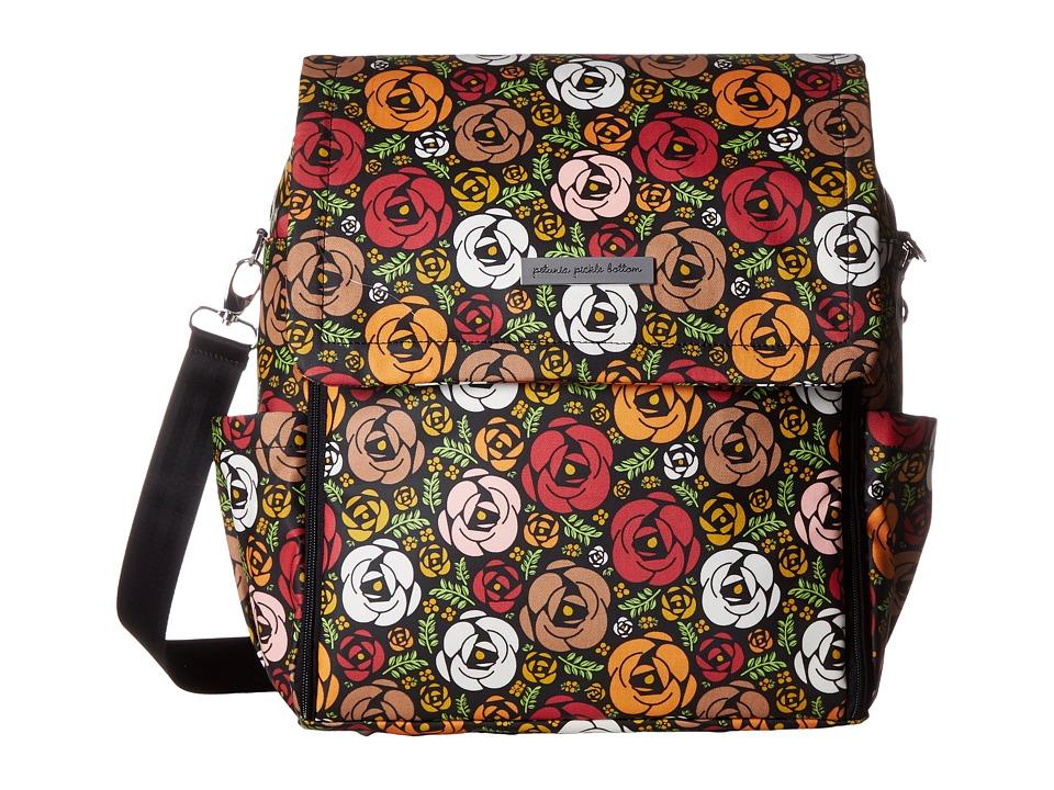 petunia pickle bottom - Glazed Boxy Backpack (Gardens of Gillingham) Diaper Bags