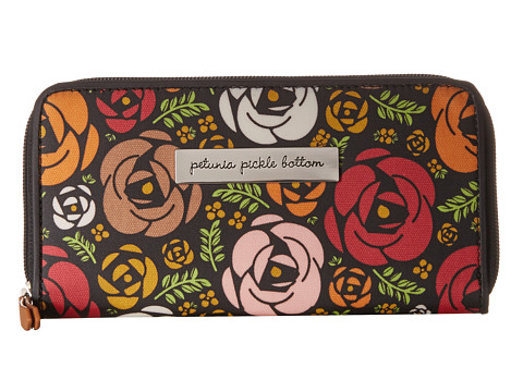 petunia pickle bottom Glazed Wanderlust Wallet - Gardens of Gillingham