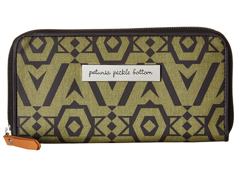 petunia pickle bottom Glazed Wanderlust Wallet - Brazilian Bossanova