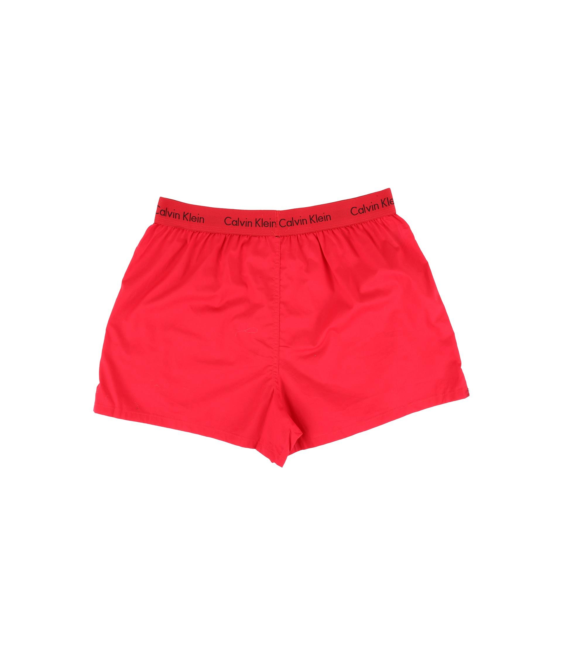 calvin klein underwear matrix slim fit boxer. Black Bedroom Furniture Sets. Home Design Ideas