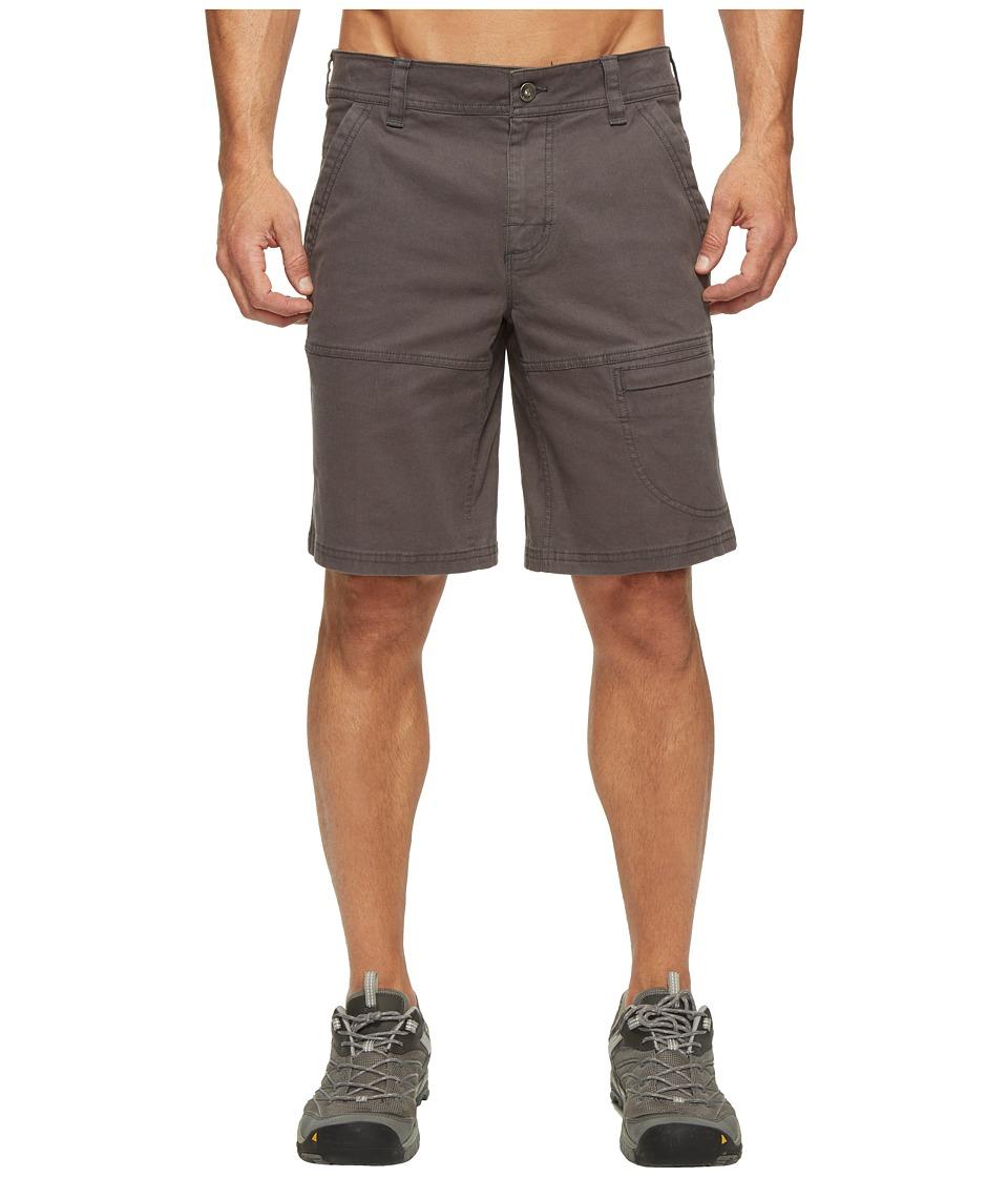 Marmot Saratoga Shorts (Slate Grey) Men