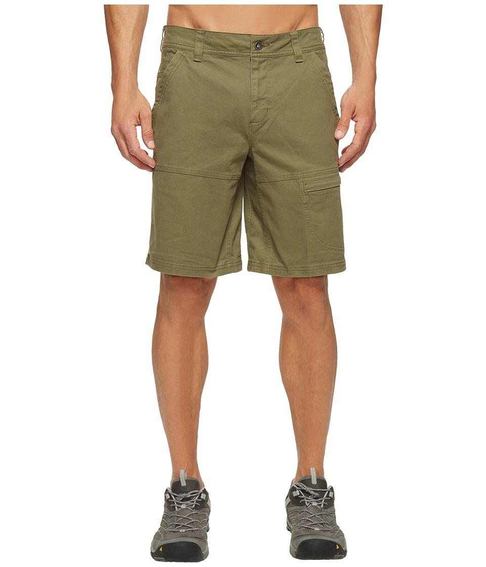 Marmot Saratoga Shorts (Burnt Olive) Men