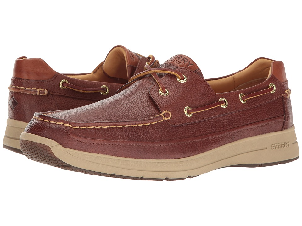 Sperry Top-Sider Gold Cup Ultra 2-Eye w/ ASV (Cognac) Men...