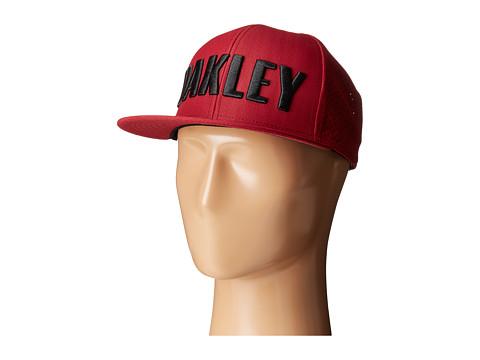 Oakley Oakley Perf Hat - Ember