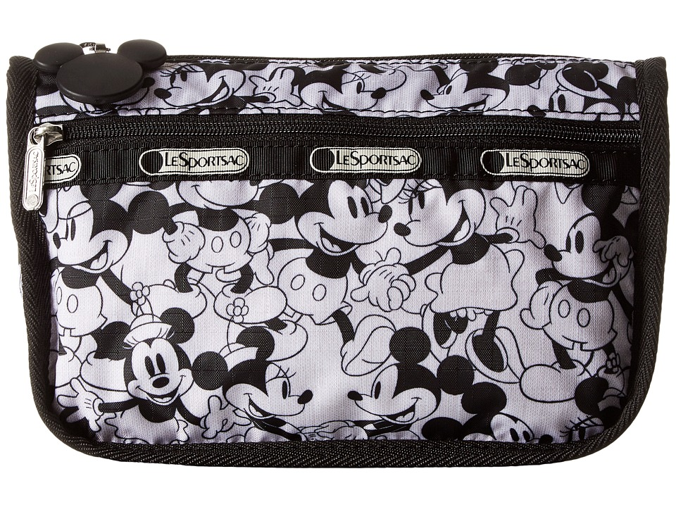 LeSportsac - Travel Cosmetic (Mickey Loves Minnie) Cosmetic Case