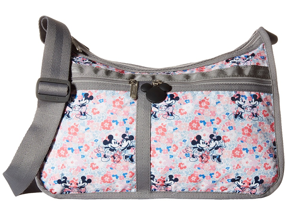 LeSportsac - Deluxe Everyday Bag (Spring Fling) Cross Body Handbags