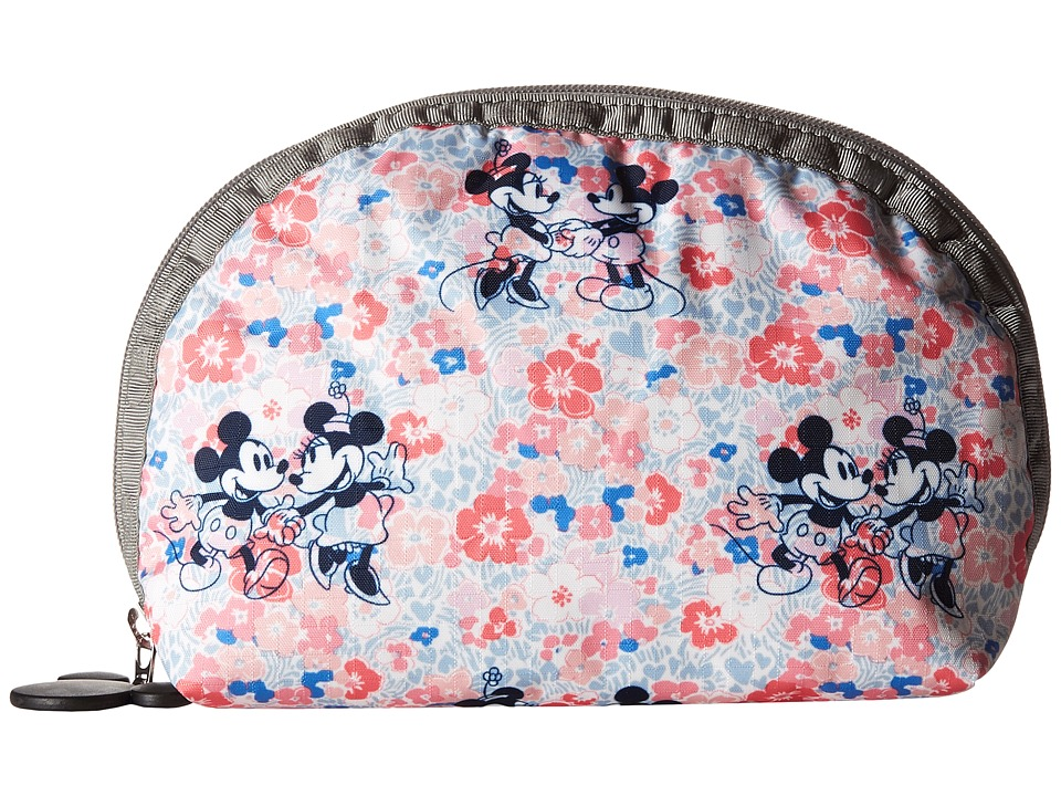 LeSportsac - Medium Dome Cosmetic (Spring Fling) Cosmetic Case