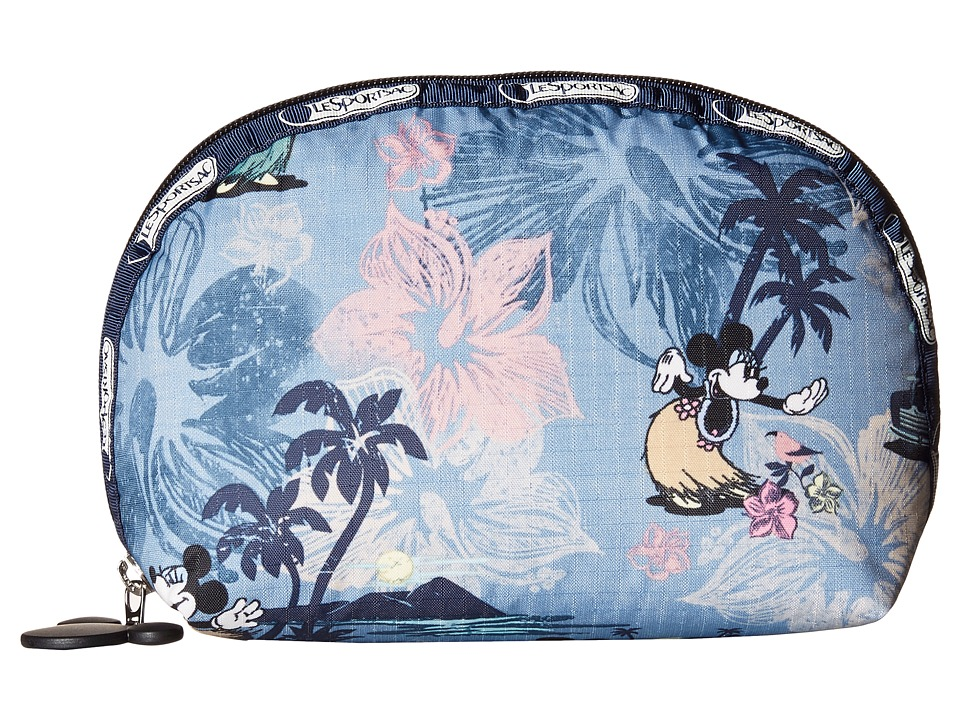LeSportsac - Medium Dome Cosmetic (Vacation Paradise) Cosmetic Case