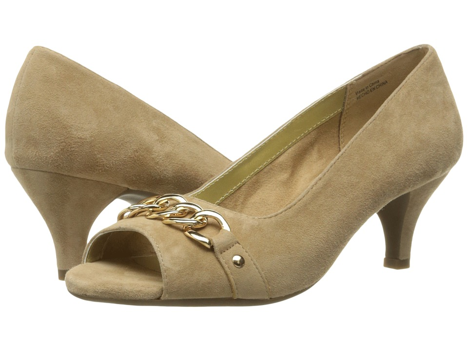 Aerosoles - Made Of Honor (Light Tan) High Heels
