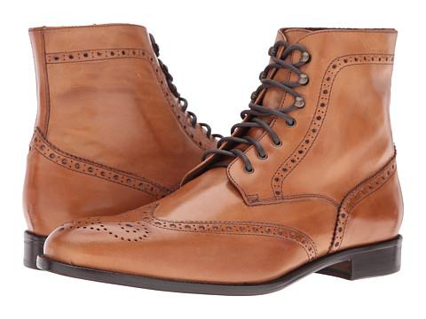 Massimo Matteo 7-Eye Wing Boot