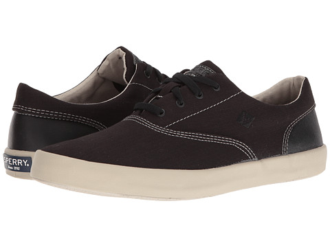 Sperry Wahoo CVO Herringbone - Black