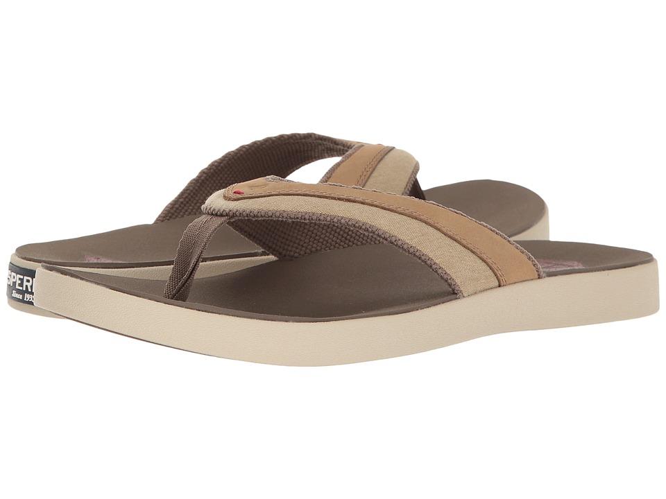 Sperry - Wahoo Sandal (Vicuna) Men's Sandals