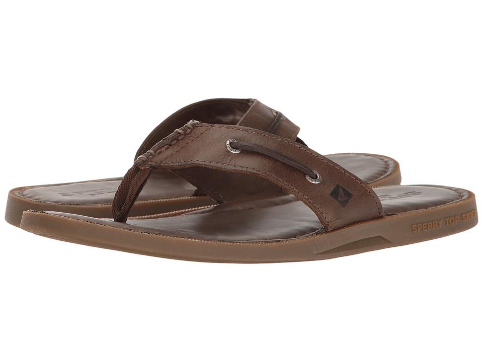 Sperry A/O Thong Sandal (Riverboat) Men's Sandals