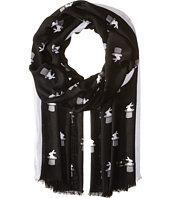 Kate Spade New York - Magic Trick Oblong Scarf
